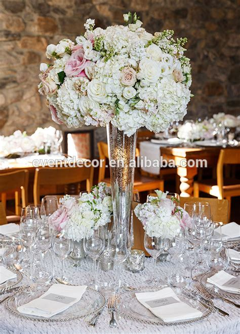Cheap Vases For Wedding - cheap glass vase for wedding flowers arrangement