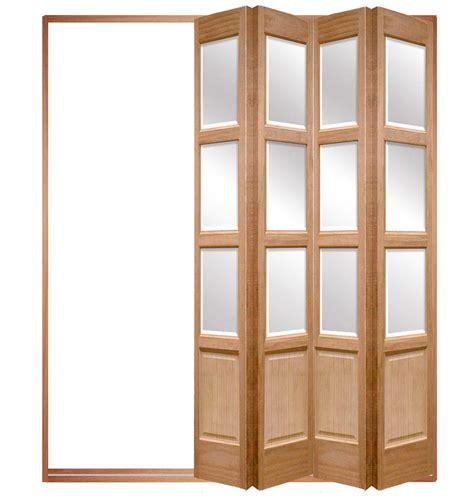 retractable interior door sophisticated wooden folding door contemporary plan 3d
