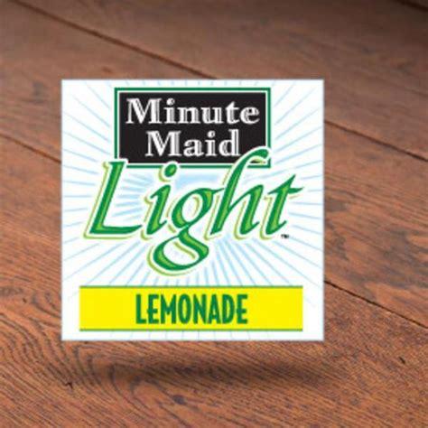 minute light lemonade minute light lemonade el pollo loco view