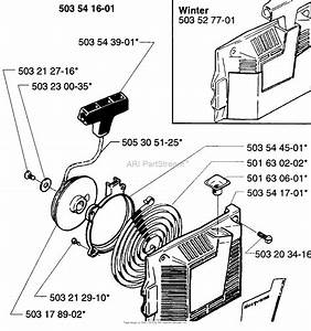 Motorcycle Starter Assembly Diagram Single Svs