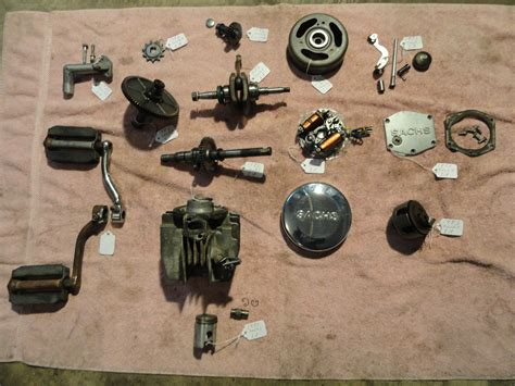 fs sachs 505 1a engine parts moped army