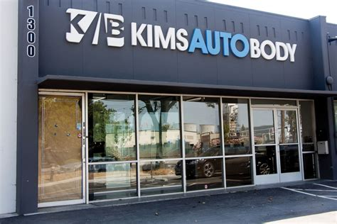 kims auto body  santa clara ca  customer