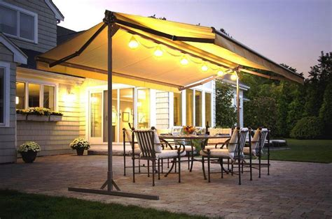Porch Awnings And Your Rendezvous With Nature
