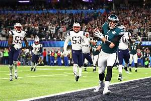 Former NFL Ref Claims Eagles Were In Illegal Formation For