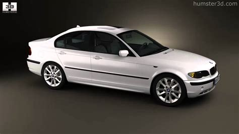 Bmw 3 Series Sedan Picture by Bmw 3 Series Sedan E46 2004 By 3d Model Store Humster3d