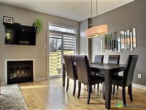 meuble bas salle a manger moderne With deco cuisine avec salle a manger a vendre