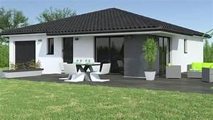 modele de maison contemporaine a construire maison moderne With modele maison a construire