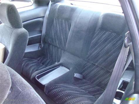 2001 Honda Prelude Type Sh Interior Photo #45607594