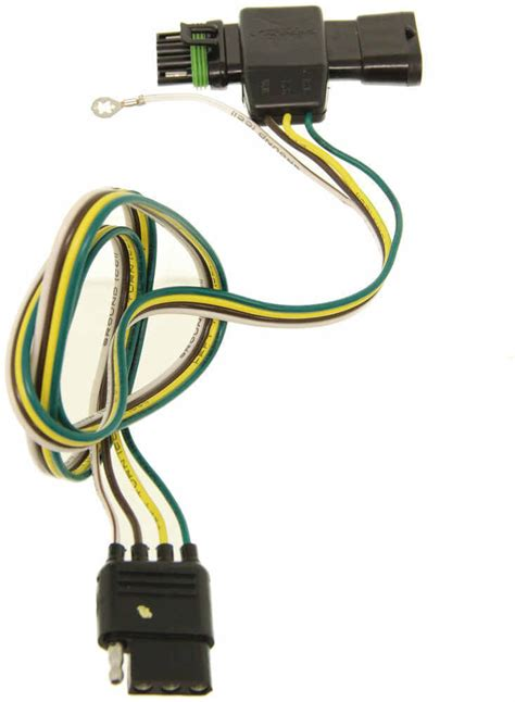 Trailer Wiring Harness by In Simple Vehicle Wiring Harness With 4 Pole