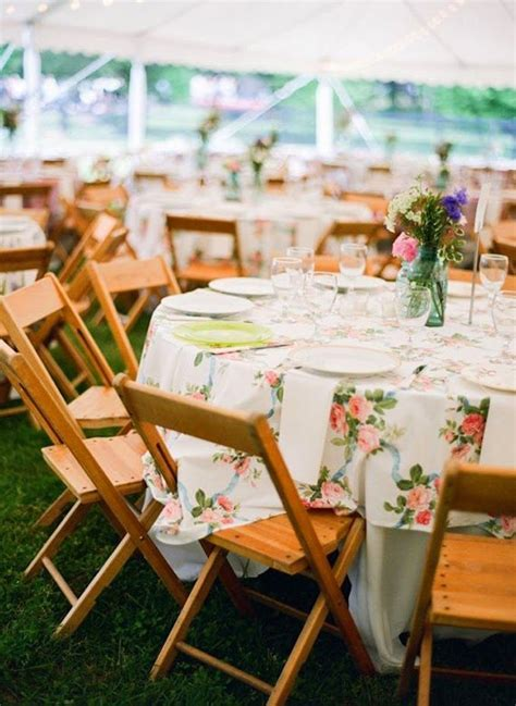 rustic table linens for weddings 10 country chic rustic wedding tablescapes tablecloths