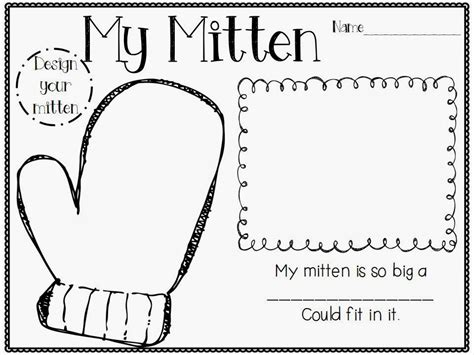 kindersisters the mitten 534 | My Mitten