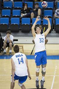 No. 1 UCLA men's volleyball looks to stay atop rankings ...