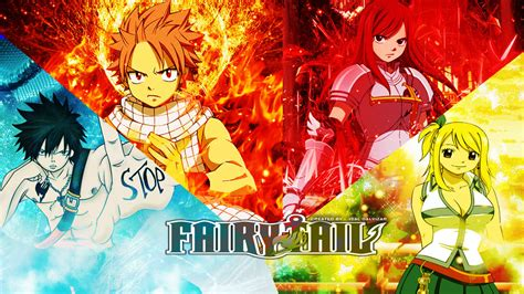 fairy tail wallpaper team natsu  isal  isaldalvizar
