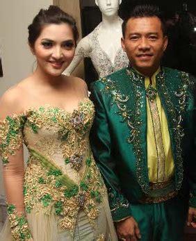 kebaya pernikahan ala artis indonesia kumpulan model