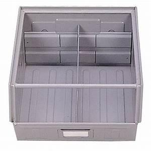 Bac A Bec Metal : rack de rangement pour bacs bec et caisses ~ Edinachiropracticcenter.com Idées de Décoration