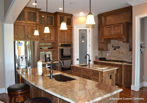 custom kitchen cabinet kitchen cabinets islands raleigh nc edgewood cabinetry 3056