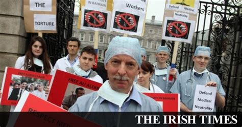 Critics claim Irish visit to Bahrain medical university ...