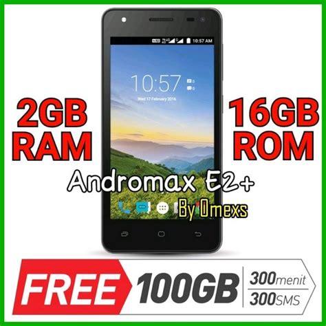 Hp Smartfren Andromax E2 jual hp smartfren andromax e2 plus free kuota 100gb di