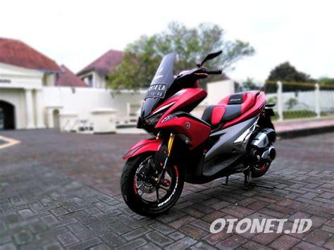 Modifikasi Aerox by 100 Foto Modifikasi Yamaha Aerox 155 Keren Abis