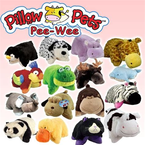 wee pillow pets pillow pets wees as seen on tv gifts