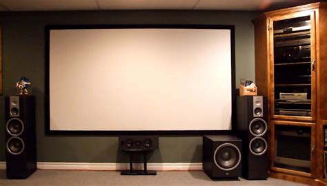 diy projector screen blu ray forum