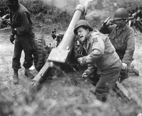 Us And German Field Artillery In World War Ii A Comparison  The Campaign For The National