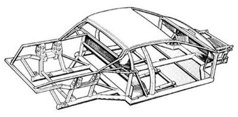telaio a traliccio telaio tubolare in acciaio tubular chassis