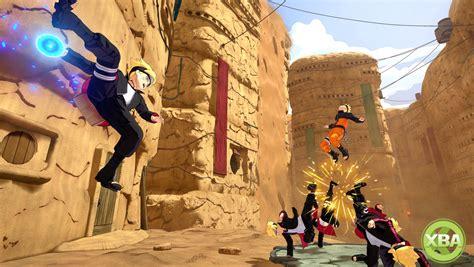 Naruto To Boruto Shinobi Striker Trailer Showcases Base