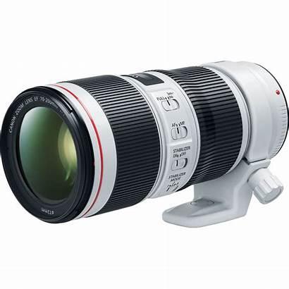Canon Ii Ef 70 Usm 200mm F4l