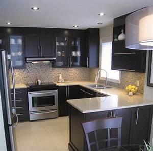 Very, Small, Kitchen, Design, Ideas, That, Looks, Bigger, And, Modern, Kitchen, U2026, U2026