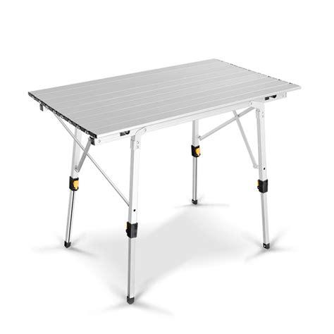 aluminum portable folding table metal aluminum suit portable folding picnic table aluminum