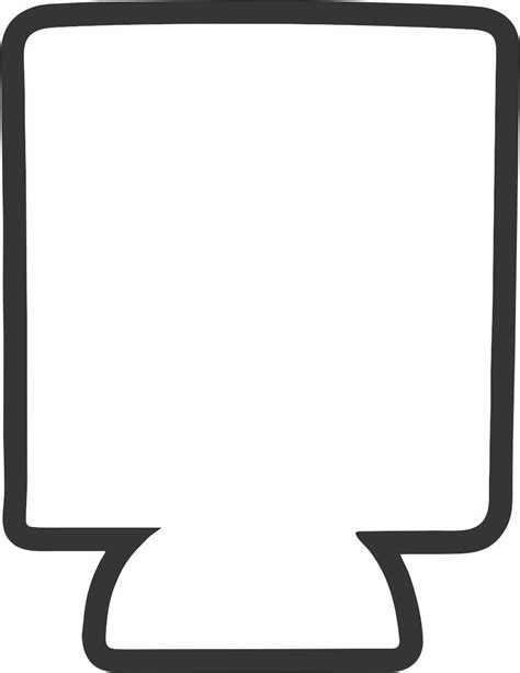 koozie template march 2017 page 883 cliparts