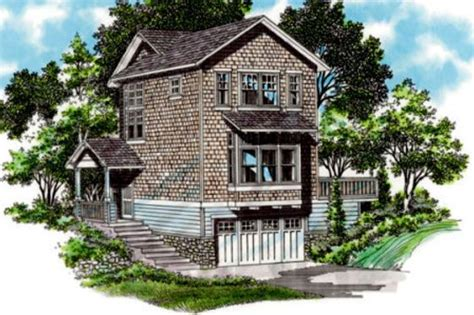 Craftsman Style House Plan 3 Beds 2 5 Baths 1675 Sq/Ft