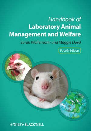 wiley handbook  laboratory animal management