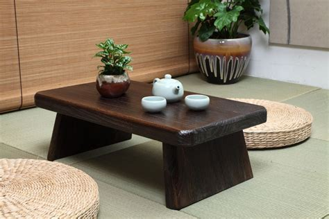 traditional japanese furniture aliexpress com buy japanese antique tea table rectangle