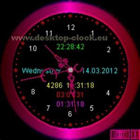 horloge bureau windows 8 télécharger desktop clock 2 8 pour windows shareware