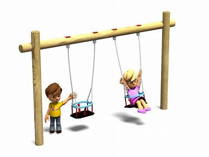 Swing Toddler Playground Swings Equipment Play Action