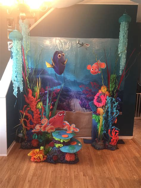 finding dory party decorations finding nemo party