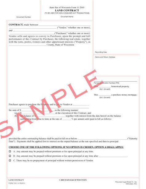 state bar of wisconsin form 3 2003 quit claim deed wisconsin legal blank