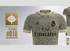 ADIDAS X YEEZY REAL MADRID FOOTBALL KIT CONCEPT