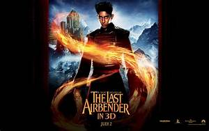 Avatar The Last Airbender Movie 2 26 Wide Wallpaper ...