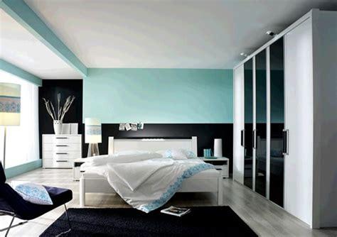 stylish blue color schemes  bedrooms interiorholiccom