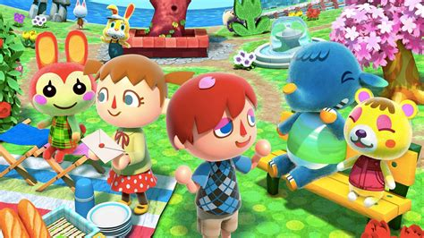 Animal Crossing Welcome Amiibo Announced, More Fall Update