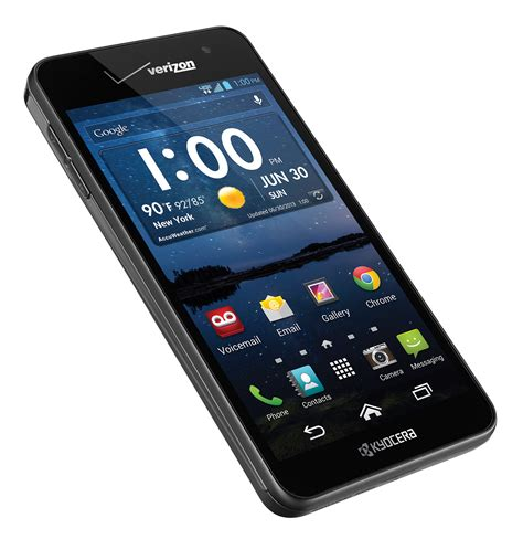 verizon phones kyocera hydro elite bluetooth wifi 4g lte phone verizon