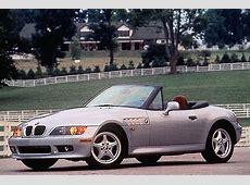 199602 BMW Z3 Consumer Guide Auto