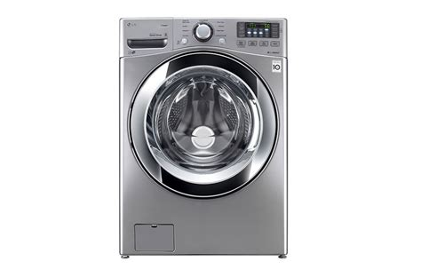 Front Loading Washer, 44lbs  20kg, 6motiondd, Turbowash