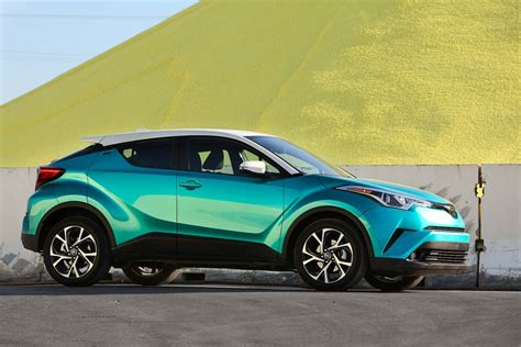 The development of the car began in 2013. 2018 Toyota C-HR Reviews and Rating | Motor Trend