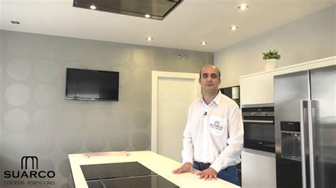 video cocinas americanas blancas  negras modernas youtube