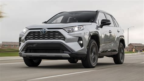 The toyota rav4 is a compact crossover suv (sport utility vehicle) produced by the japanese automobile manufacturer toyota. 2020 Toyota RAV4 Hybrid XSE Review: Gem in the Lineup ...