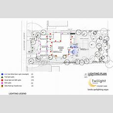 Las Vegas Landscape Design Planning For Led Lighting